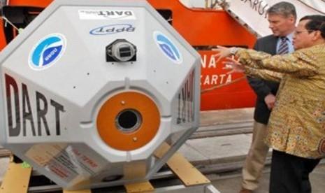 Pangandaran Minim Alat Deteksi Dini Tsunami, Ini Alasannya