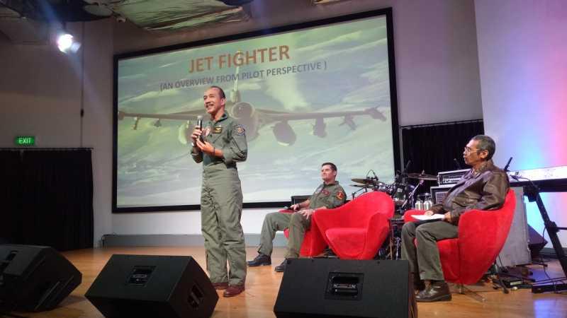 Cerita Eris Heriyanto, Pilot Pesawat Tempur F-16 Indonesia Pertama