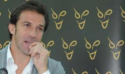 Cerita Del Piero Lewati Malam Pertama Sebagai Pemain Juve