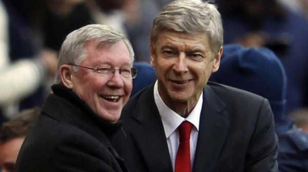 Wenger dan Ferguson Saling Berbagi Kegagalan dan Kejayaan