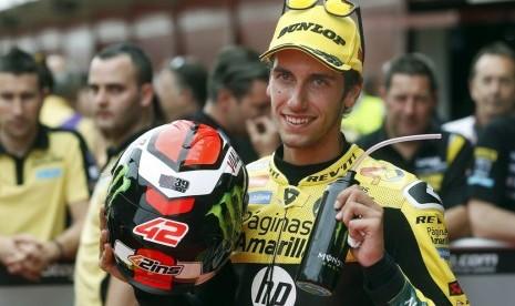Alex Rins Berjuang Demi Podium MotoGP 2018