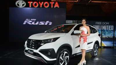 Perbedaan All New Toyota Rush 2018 dengan Rush Versi Sebelumnya