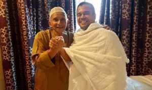 Amien Rais Bertemu Rizieq di Makkah, Berdua Saling Mendoakan