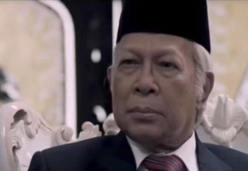 Amoroso Katamsi, Pemeran Soeharto di Film G30S PKI Meninggal Dunia