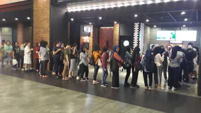 Fans Berjuang Keras Dapatkan Tiket Film BTS Burn The Stage