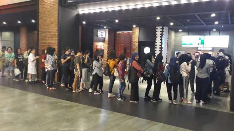 Fans Berjuang Keras Dapatkan Tiket Film BTS, Burn The Stage