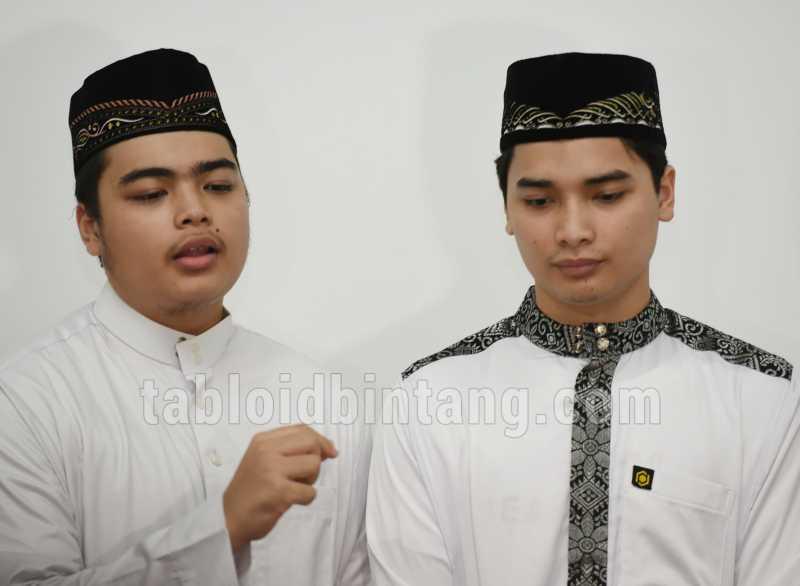 Cerita Alvin dan Amer Sempat Video Call Sebelum Ustadz Arifin Ilham Meninggal