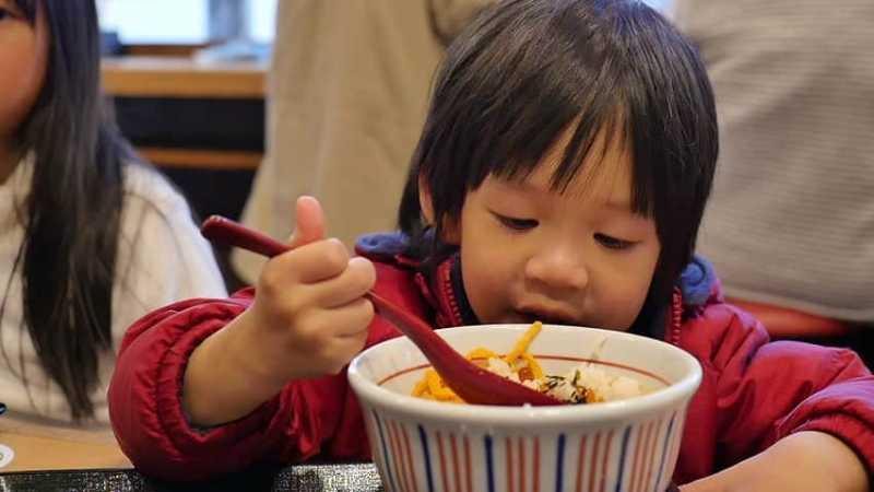Perlukah Khawatir Jika Anak Tidak Suka Makan Nasi?