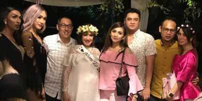 Andi Soraya Gelar Baby Shower, Netizen Tanya Suami
