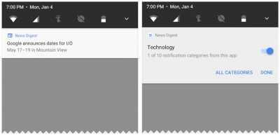 Diam-Diam Google Kenalkan Android O dengan Desain Baru
