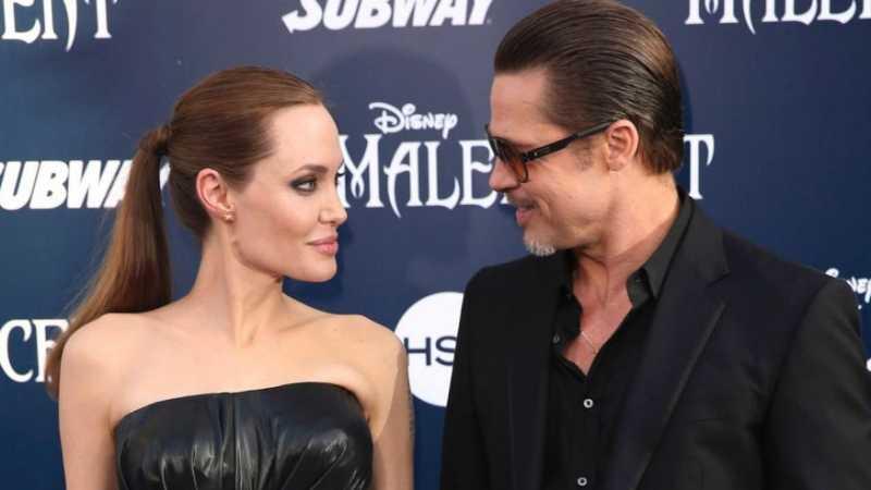Soal Pembiayaan Anak, Angelina Jolie dan Brad Pitt Saling Serang