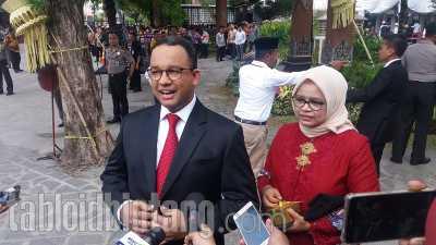 Anies Baswedan Sebut Pernikahan Kahiyang Ayu sebagai Contoh yang Baik