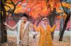 Bulan Madu ke Korea, Begini Gaya Fashion Muslim Anisa Rahma