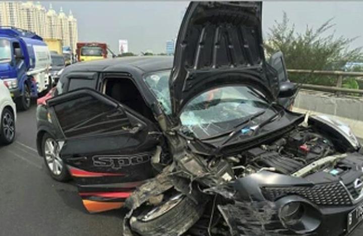 Annisa Bahar Kecelakaan Mobil, Ini Penyebabnya