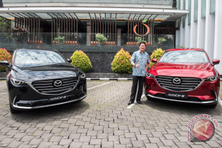 Penjualan Mazda Meroket pada Kuartal Pertama 2018