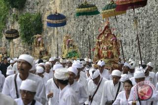 Umat Hindu Bali Mulai Jalani Tapa Brata Nyepi