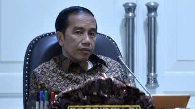 Presiden Jokowi: Saya Minta Pak Setya Novanto Ikuti Proses Hukum
