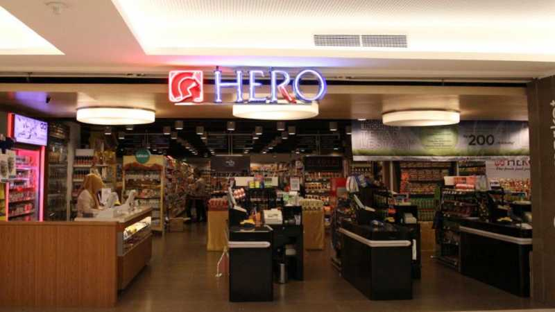 Hero Supermarket Tutup 26 Toko, 532 Orang Kena PHK