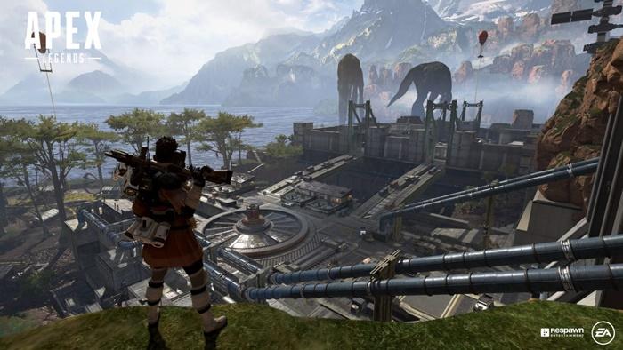Asyik! Apex Legends Bakal Punya Map Baru