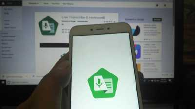 Live Transcribe, Aplikasi Komunikasi bagi Para Tuli