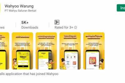 Wahyoo, Aplikasi untuk Pemilik Warung Makan