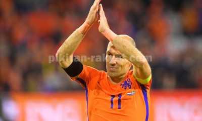 Total Football Belanda Absen di Piala Dunia 2018