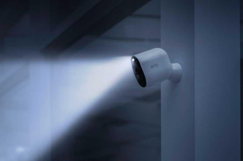 Arlo Ultra: Kamera Keamanan 4K HDR dengan Jangkauan Pandang 180 Derajat
