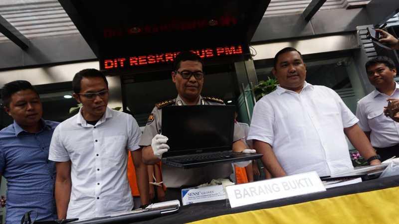 Hacker di Surabaya Hanya Butuh 5 Menit untuk Jebol Satu Laman