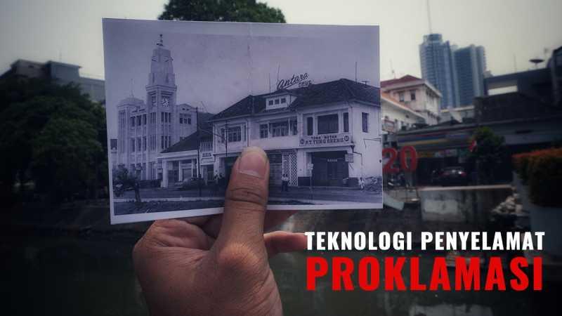 Menyebar Kabar Proklamasi dari Coretan Sukarno yang (Hampir) Terbuang