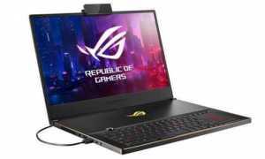 Duo ROG Zephyrus S, Bodi Super Tipis dengan GeForce RTX