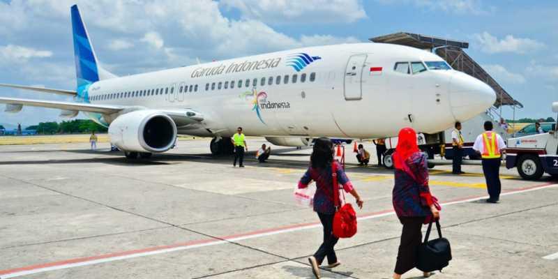 Asyik! Garuda Indonesia Resmi Buka Rute Baru ke Wakatobi
