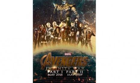 Sederet Superhero Tampil di Avengers: Infinity War