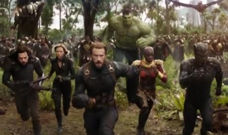 Avengers: Infinity War akan Jadi Film Terpanjang Marvel?