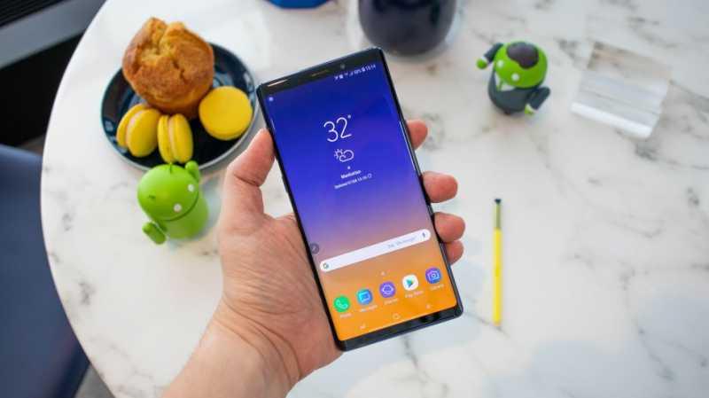Galaxy Note 9 Jadi Smartphone dengan Layar Paling Inovatif