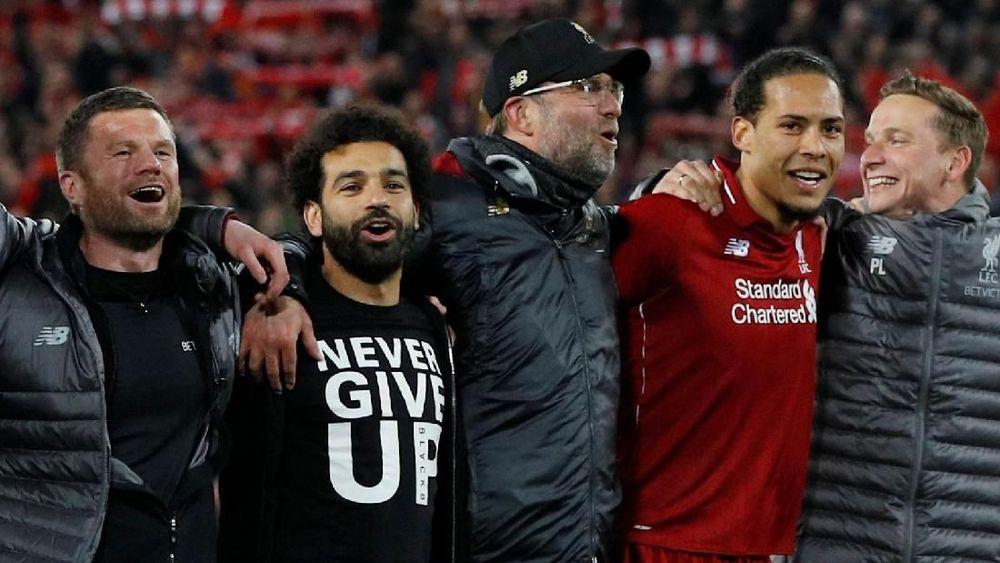Ronaldo Prediksi Liverpool Menang 3-1 di Final Liga Champions