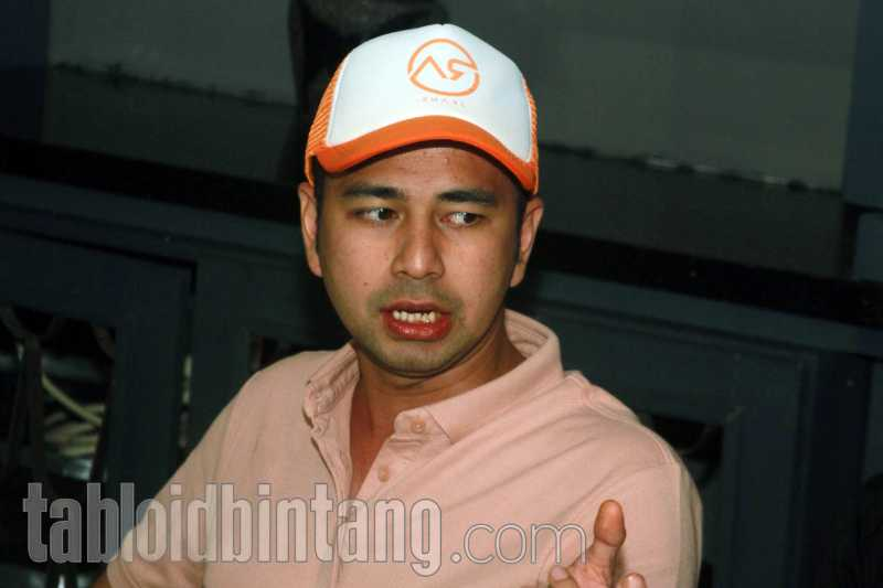 Komentar Raffi Ahmad Soal Egi John Minta Dirinya Bantu Caisar