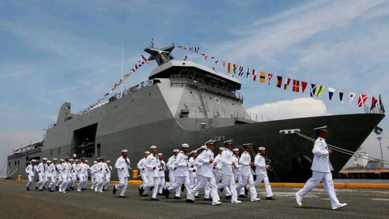 Ini Kecanggihan Kapal Perang Buatan RI yang Dipuji Presiden Duterte