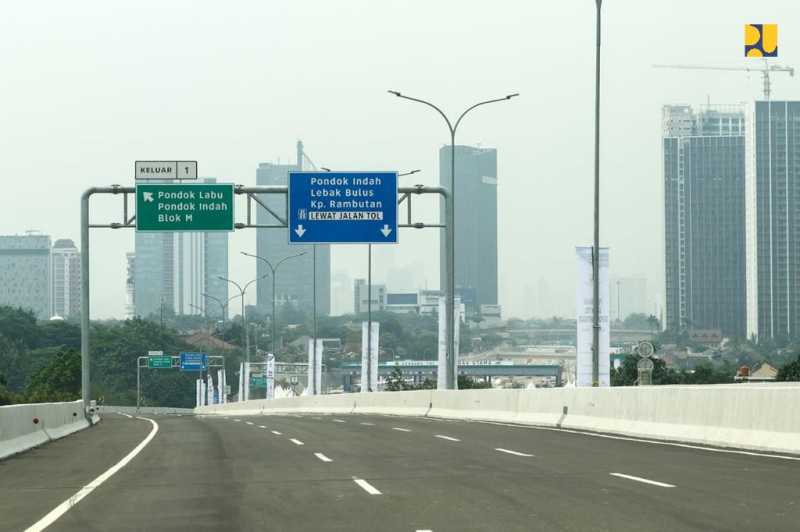Tol Desari Diresmikan, Percepat Mobilitas dari Jakarta ke Depok