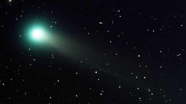 Sebuah Komet Tengah Mendekati Bumi