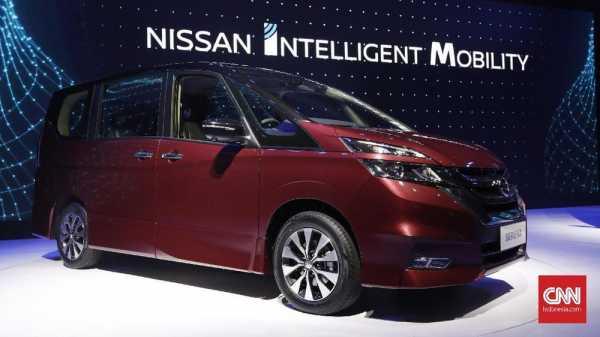 Performa Nissan Anjlok, Capaian Terburuk Dalam 10 Tahun