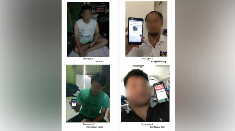 5 Fakta Soal Tertangkapnya Muslim Cyber Army