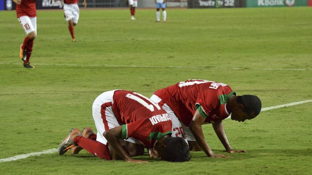 Winger Indonesia U-16: Kami Diingatkan Pelatih Selalu Sujud