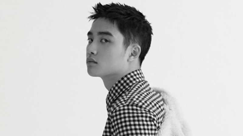 D.O EXO Wamil Dadakan, Tulis Surat Perpisahan