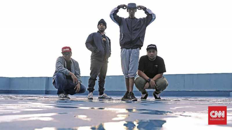 Fade2Black soal Rich Brian, Young Lex dan Rapper YouTuber