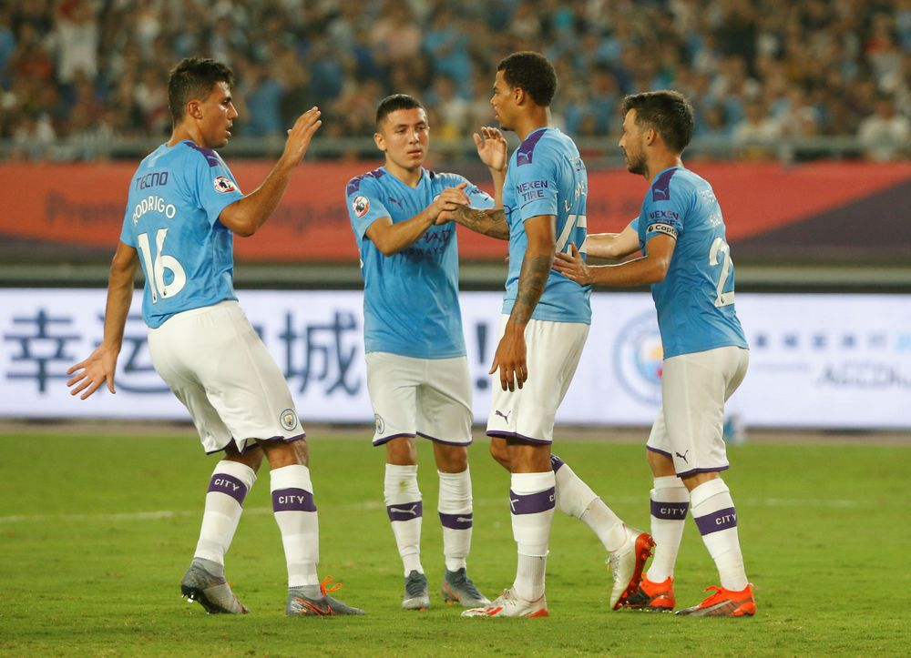 Man City Hajar West Ham 4-1 di Semifinal Premier League Asia