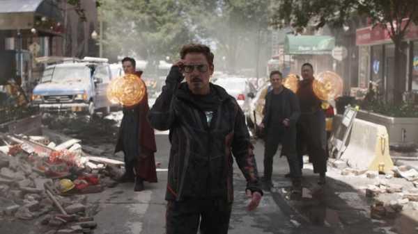 Bintang Avengers Sapa Penggemar Asia di Singapura
