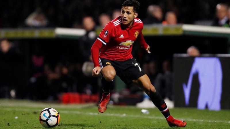 Rooney: Alexis Sanchez Sempurna untuk Manchester United