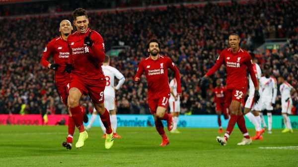 Drama Tujuh Gol di Kemenangan Liverpool atas Palace