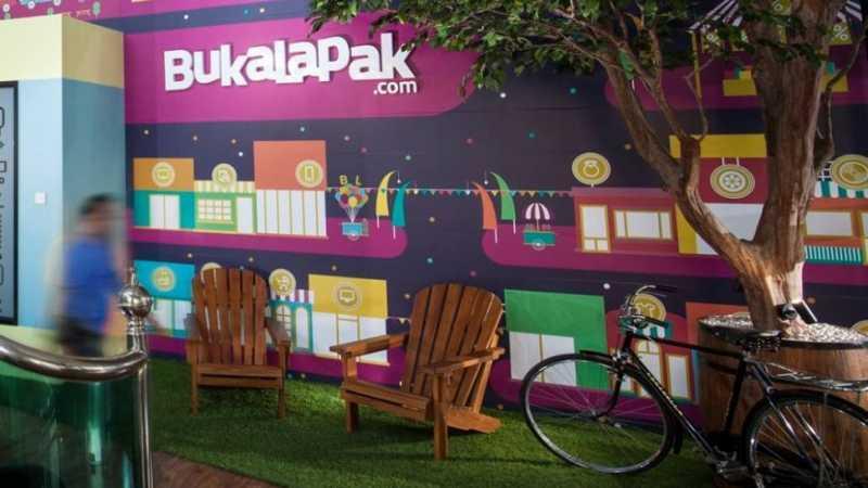 Situs E-commerce Bukalapak dan JD.id Tumbang Bersamaan