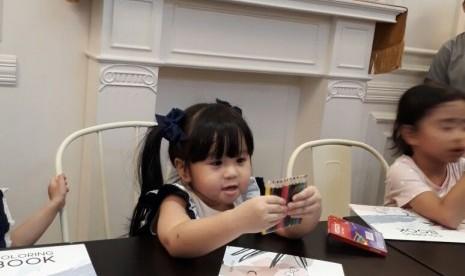 Ibu Baby Moonella Bagi Tips Gawai untuk Balita